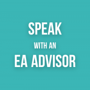 speak with an EA advisor