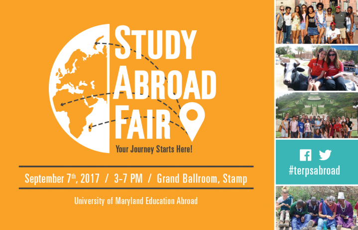 Summer and Study Abroad Fair | Dickinson College